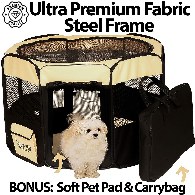 Amazon.com: Adley Pet Playpen – Calidad 36