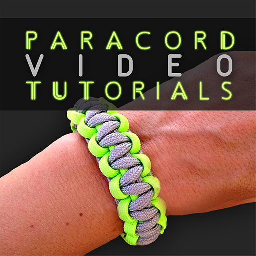 Paracord Video Tutorials - Top Paracord Instruction Video Guide (Knots, Collars, Slings, Clips, Bracelets, Etc.) ()