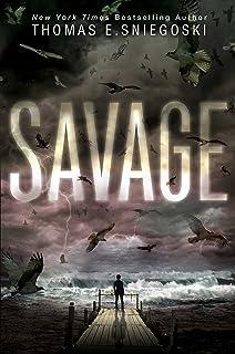 Amazon monstrous savage 9781481477185 thomas e savage fandeluxe Gallery