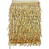 Zenith 9mtr Golden Tessals Laces for Dresses, Sarees, Lehenga, Suits, Bags, Decorations, Borders, Crafts