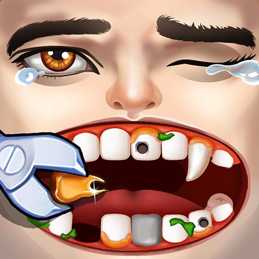 Ears Vampire (Vampire Dentist - games for kids)