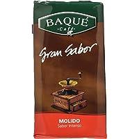 Cafés Baqué - Gran Sabor. Café Molido de Tueste Natural - 250 gr