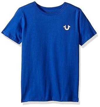 43cc802bf8 Amazon.com  True Religion Boys  Logo Tee Shirt  Clothing
