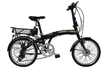 Bicicleta elctrica plegable eway