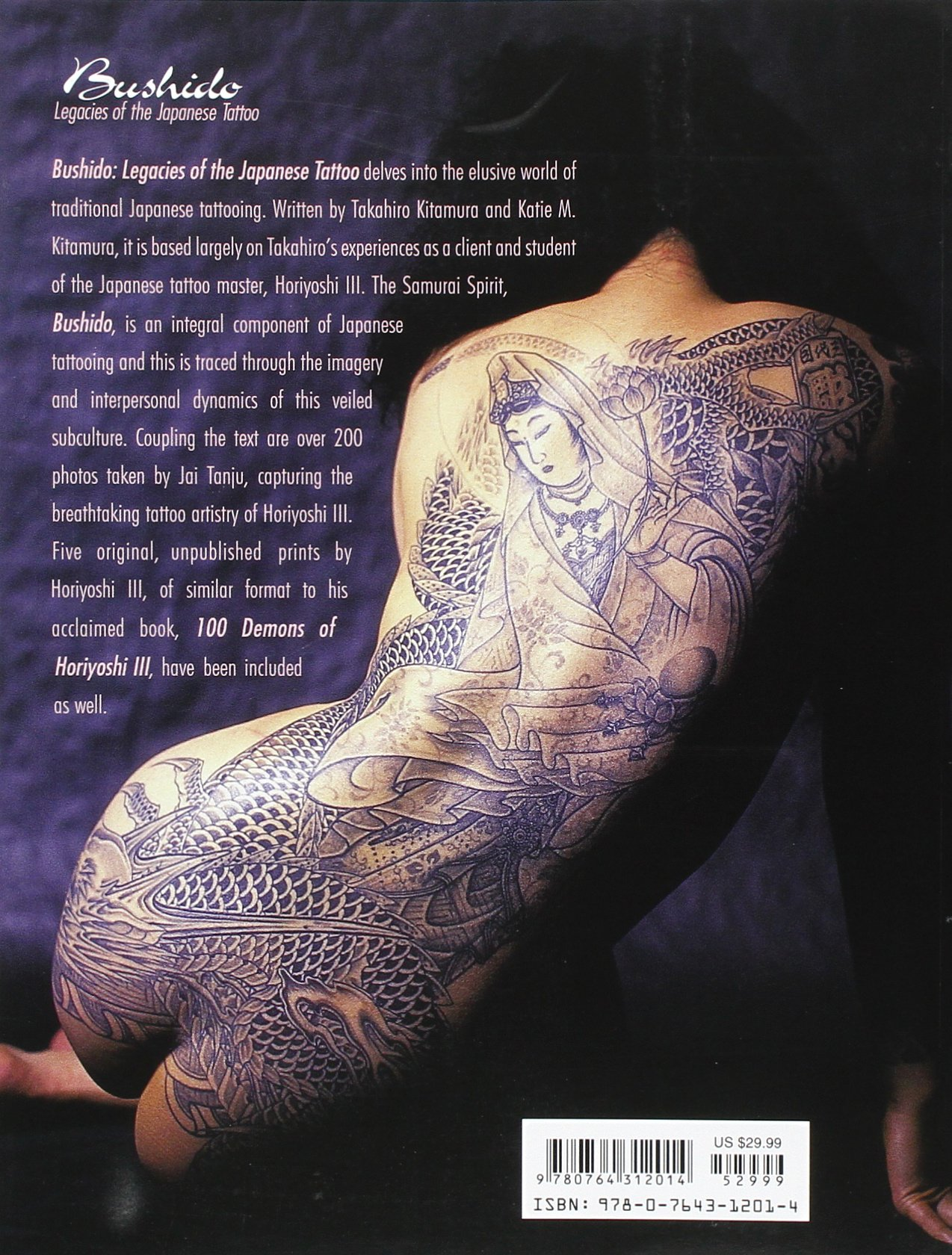 BUSHIDO LEGACIES OF JAPANESE T: Legacies of the Japanese Tattoo ...