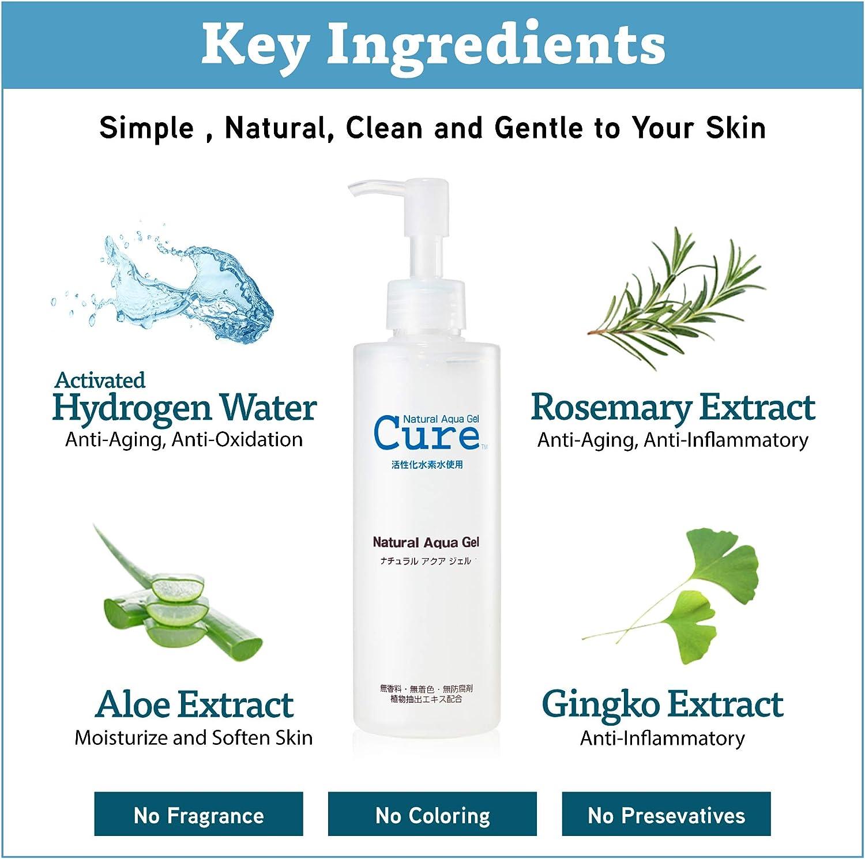 ingredients of cure