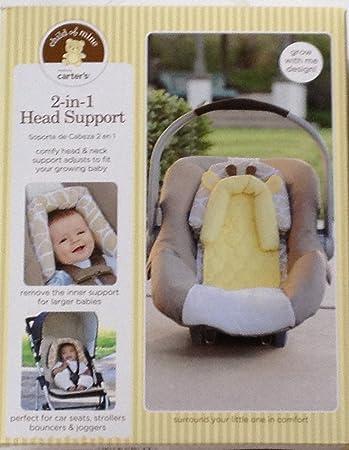 Amazon.com : Carter\'s Child of Mine Duo Head Support, Duo Head ...
