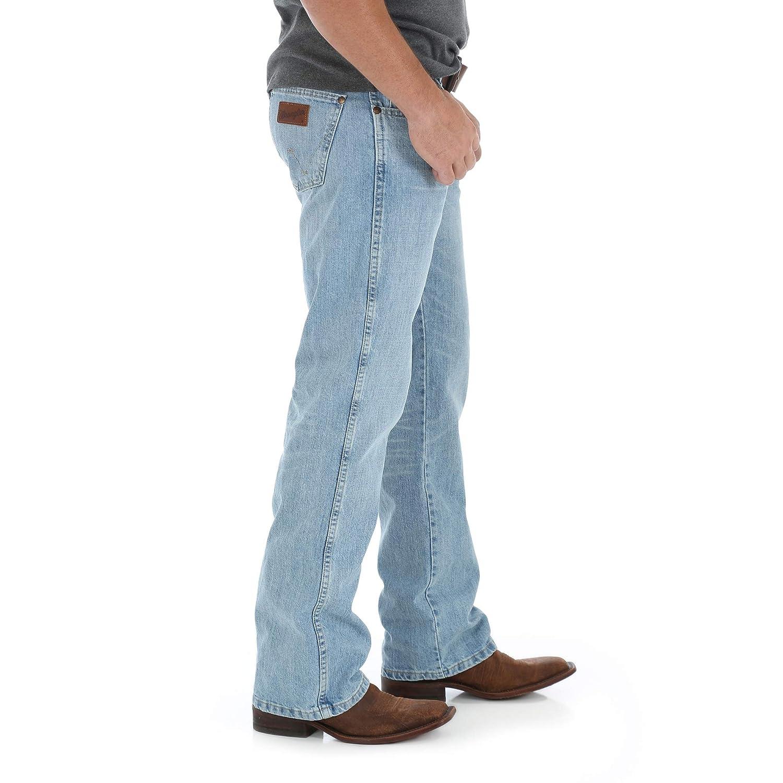 WRT20CR Crest Wrangler Men/'s Retro Relaxed-Fit Bootcut Jean