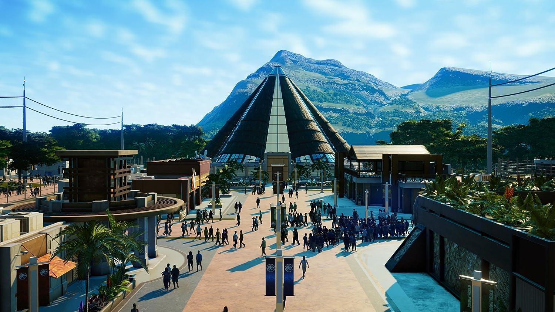 Jurassic World Evolution for Xbox One [USA]: Amazon.es: Ui ...