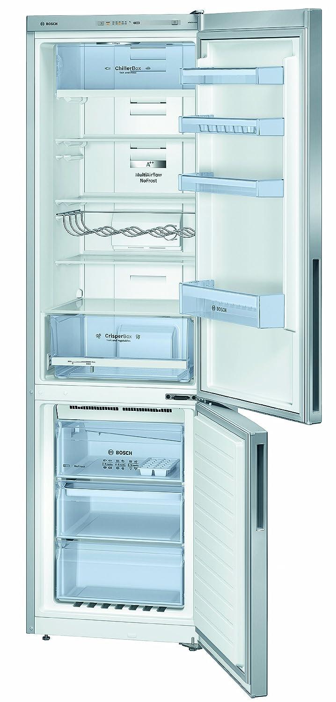 Bosch KGN39VL31 congeladora - Frigorífico (Independiente, Acero ...