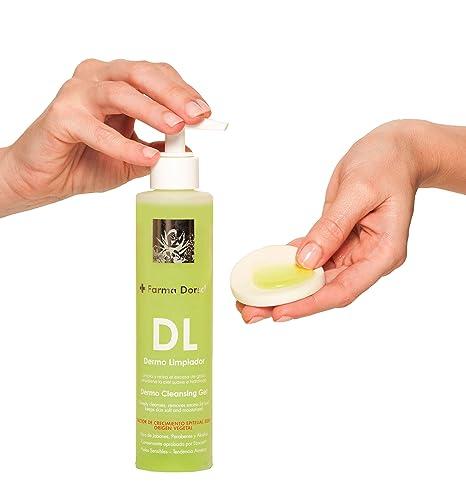 Fridda Dorsch, Gel limpiador Facial suave sin Jabón: Soft Clean - 200 ml