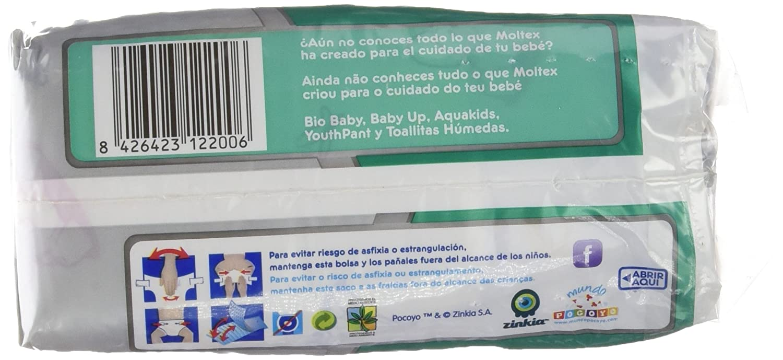 Moltex Premium Bolsa de Pañales Desechables - 30 Pañales - [pack de 3]: Amazon.es: Salud y cuidado personal
