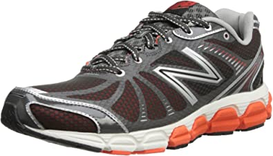 New Balance M780 D V4 - Zapatillas de Running de Canvas para Hombre Gris Gris (Go4 Grey/Orange) 40: Amazon.es: Zapatos y complementos