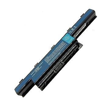 SHS - Batería para ordenador portátil ACER AS10D31 AS10D3E AS10D41 AS10D51 AS10D61 AS10D71 AS10D73, AS10D75, AS10D81 para Acer eMachines/Packard Bell [4400 ...