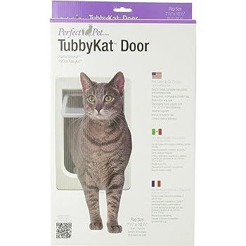 Were Chubby kat door
