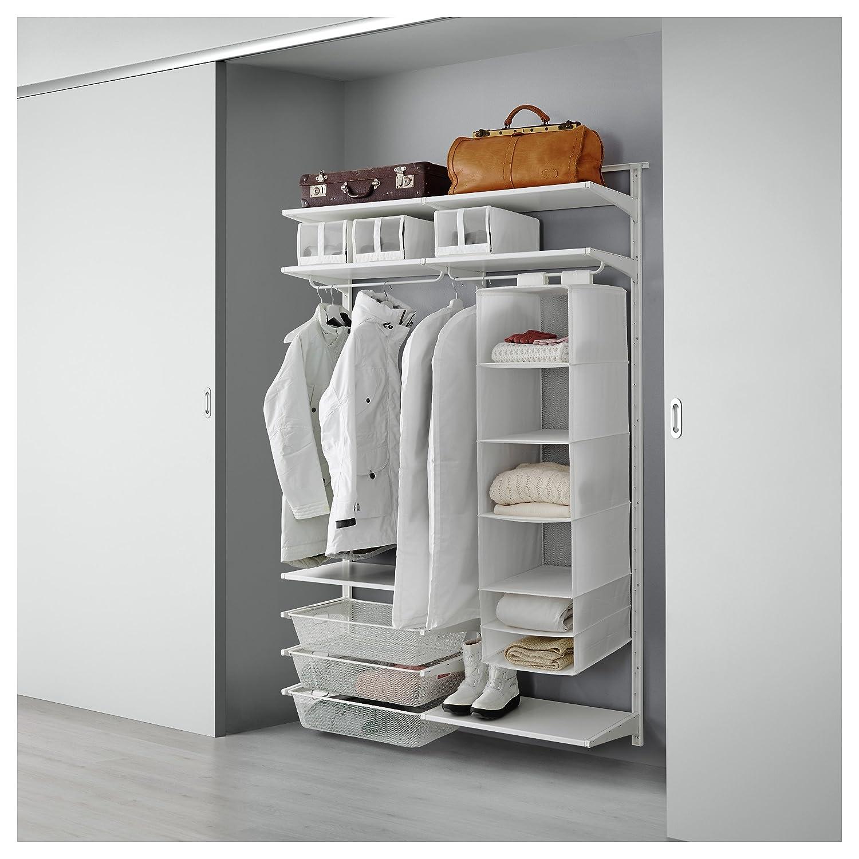 IKEA Algot - pared vertical/estantes/caña de pescar Color ...