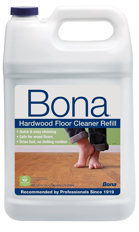 Amazon.com: Bona Hardwood Floor Cleaner Refill, 128 oz, Clear: Health &  Personal Care - Amazon.com: Bona Hardwood Floor Cleaner Refill, 128 Oz, Clear