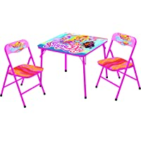 Nickelodeon Sunny Day 3 Pc Table & Chair Set, Multicolor