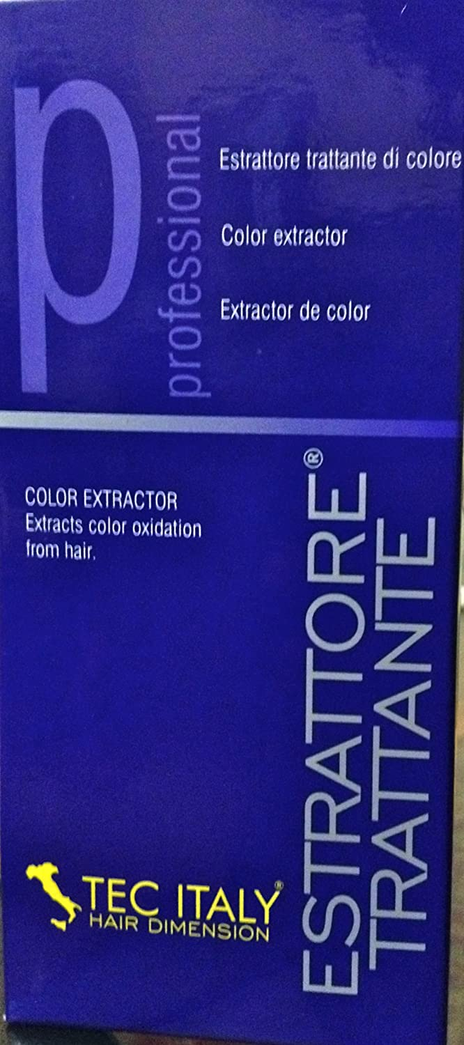 Color art by tec italy - Amazon Com Tec Italy Color Extractor Estrattore Trattante Extractor De Color Chemical Hair Dyes Beauty