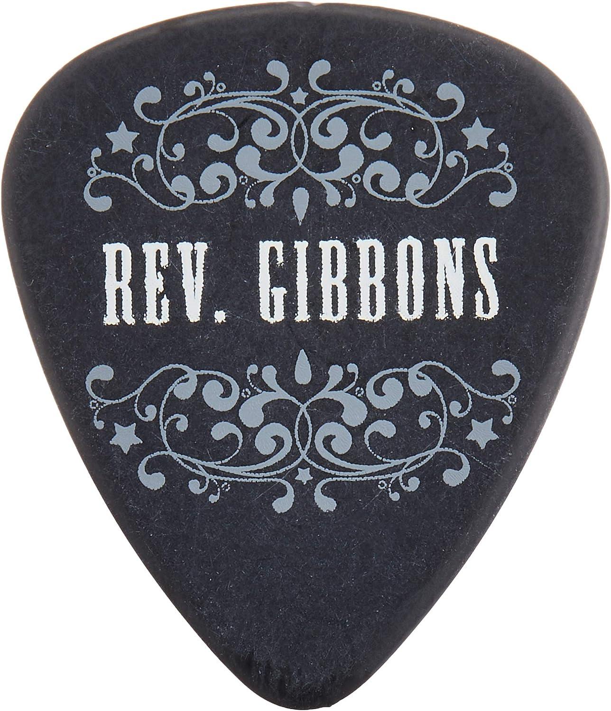 Reverend Willy/'s Guitar Picks  Billy Gibbons  Pick Tin  6 picks Medium Dunlop