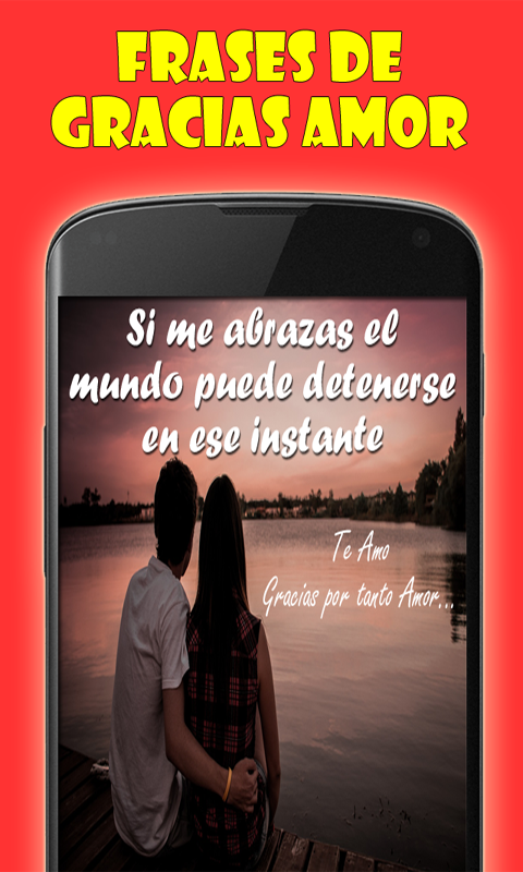 Amazon Com Frases De Gracias Amor Appstore For Android