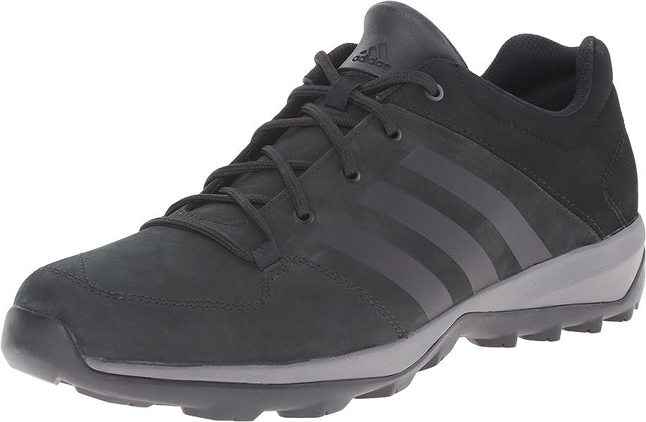 d2ff26f31f Adidas Outdoor Daroga Plus Leather Hiking Shoe, Black/granite/black ...