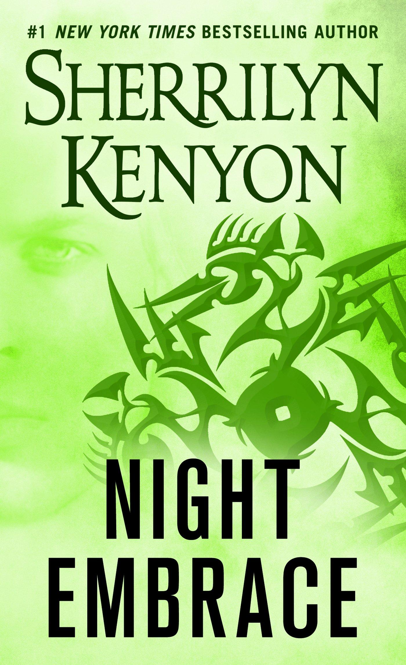 Night Embrace (darkhunter, Book 3): Sherrilyn Kenyon: 9780312984823:  Amazon: Books