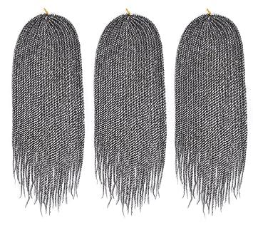 Amazon Com Una Thin Senegalese Twist Braid 27 Strands Pack