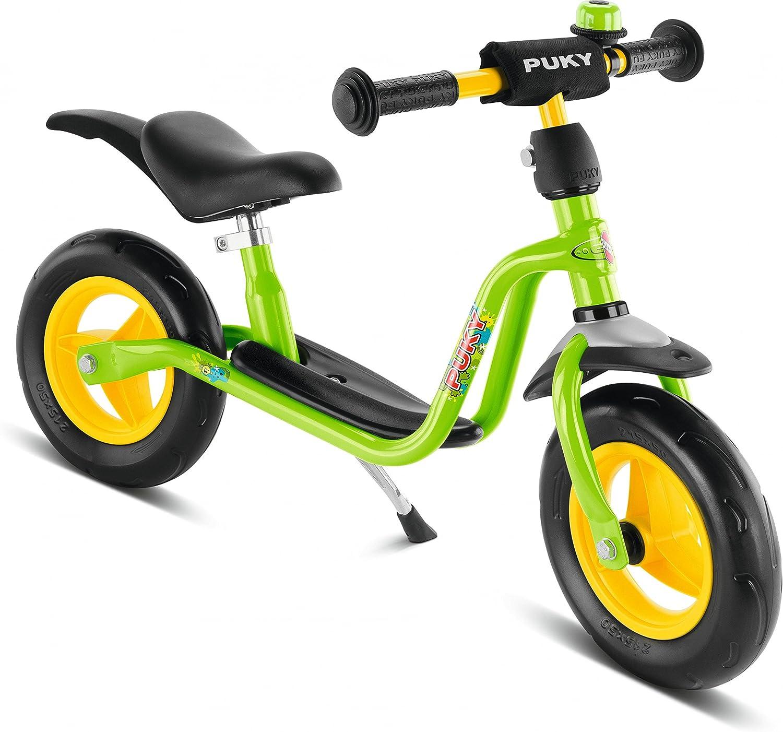 Puky pk4073 – Bicicleta sin Pedales con Guardabarros LR, M, Verde ...