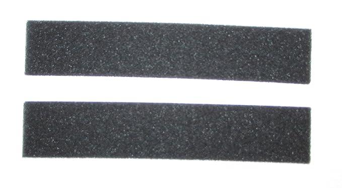 Juego de filtros para Miele, filtro de esponja 6057930 y 9688381, para secadora de condensación con bomba de calor: Amazon.es: Grandes electrodomésticos