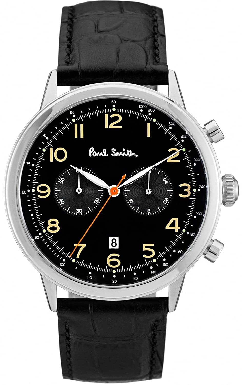 [ポールスミス]Paul Smith 腕時計 Precision Chrono クロノグラフ P10011 メンズ 【並行輸入品】 B0190WCY34