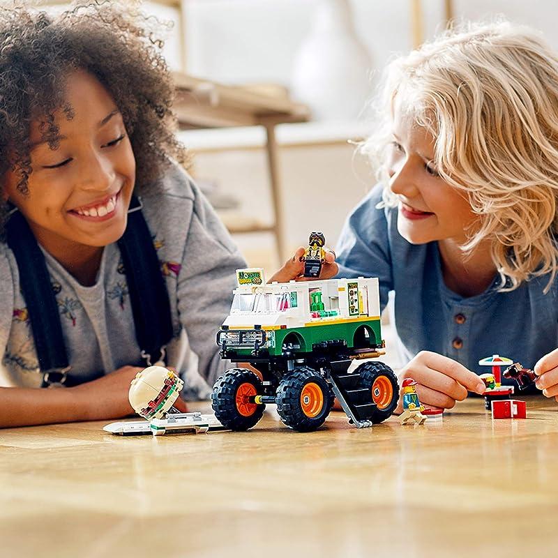 2020年新品 LEGO 乐高 Creator 创意百变组 31104 巨轮汉堡车 积木玩具 8折$39.99史低 海淘转运到手约¥342