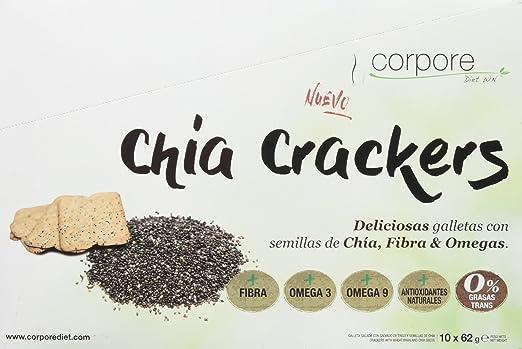 Corpore Diet Crackers - 700 gr: Amazon.es: Alimentación y bebidas