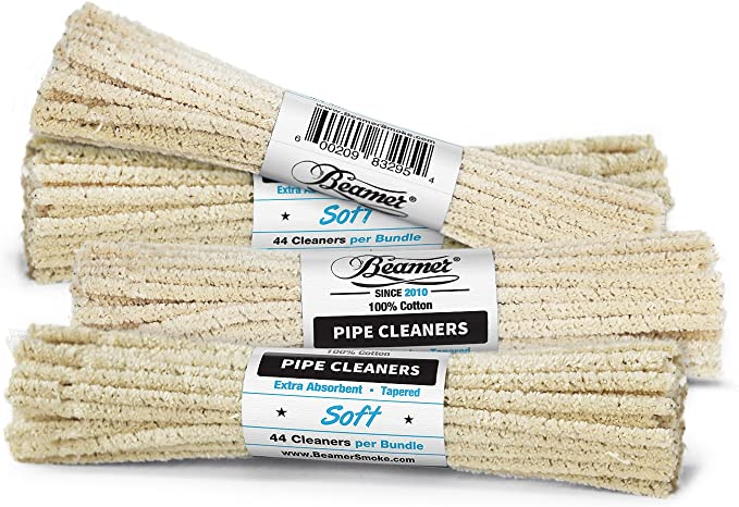Tapered Pipe Cleaners Pack of 100 Classic Design