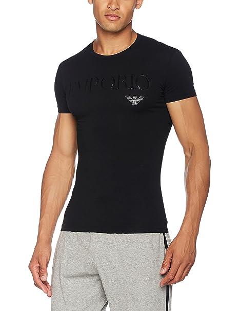 Emporio Armani, Camiseta Interior para Hombre: Amazon.es: Ropa y accesorios