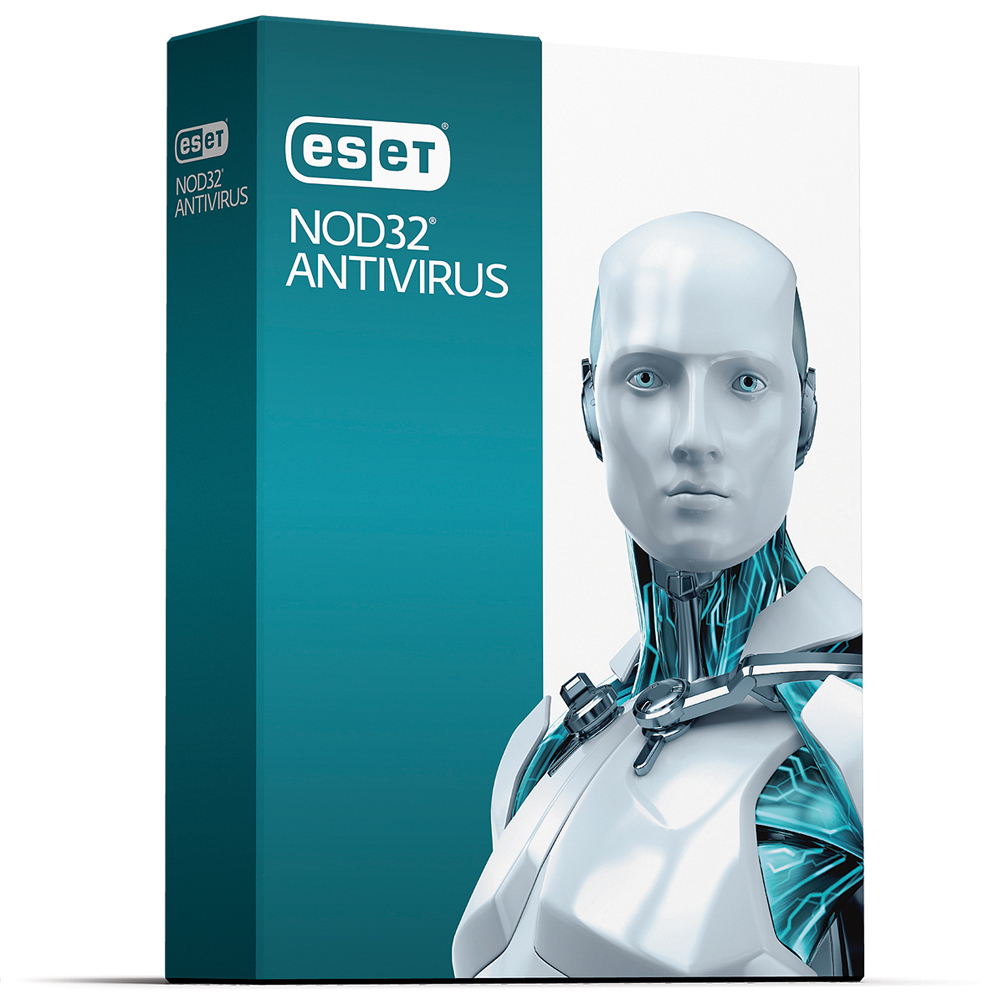 Eset Nod32 Antivirus 2016 Edition 1 User 15 Months  Download