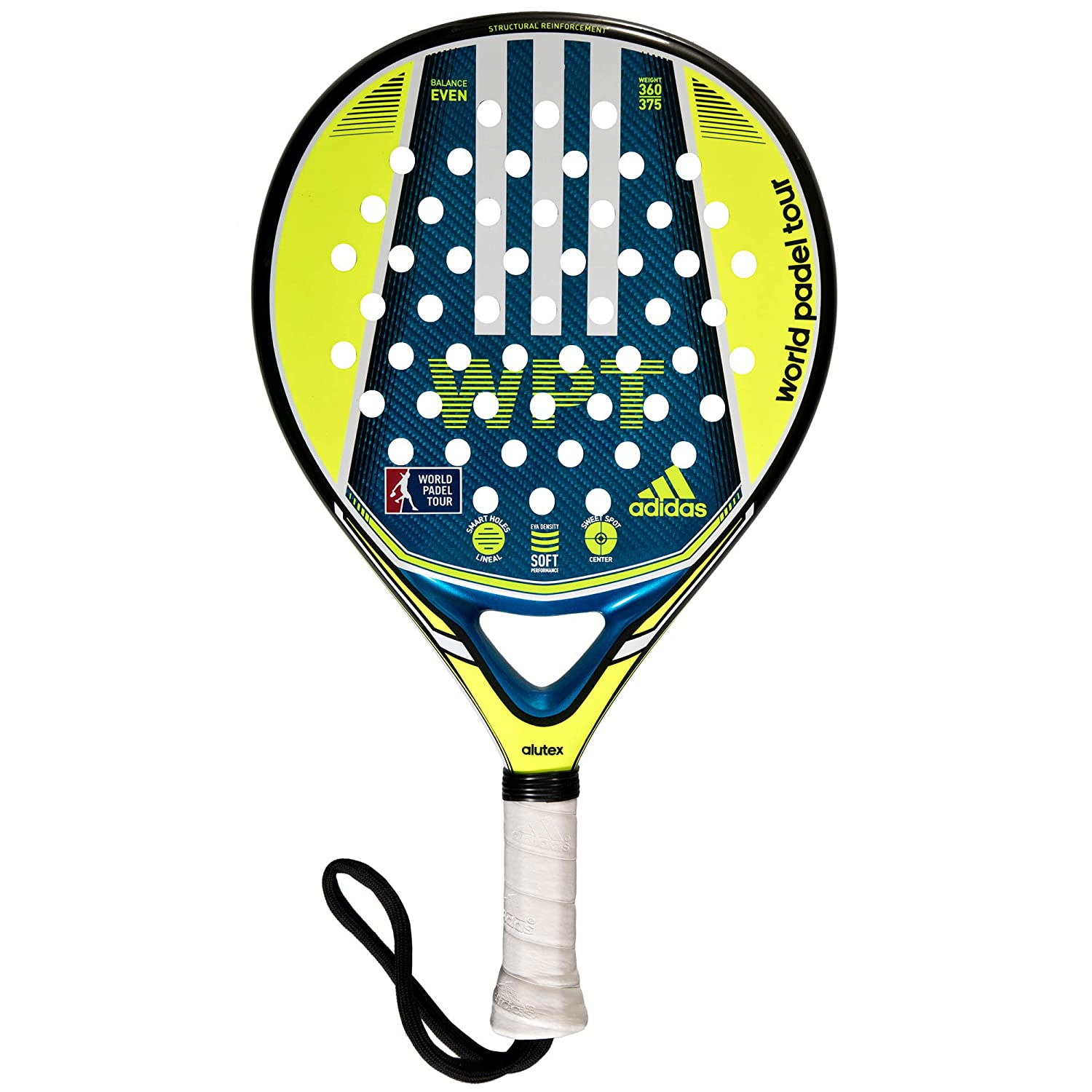 adidas Pala World Padel TOUR-360-365: Amazon.es: Deportes y aire libre