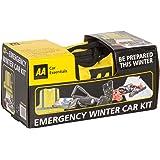 AA Car Essentials Emergency Winter Car Kit