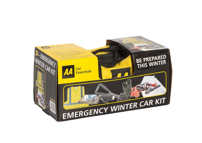 avec pelle /à neige pliante AA Kit dhiver pour voiture