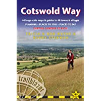Cotswold Way: Chipping Campden to Bath - Planning, Places to Stay, Places to Eat; Includes 44 Large-scale Walking Maps