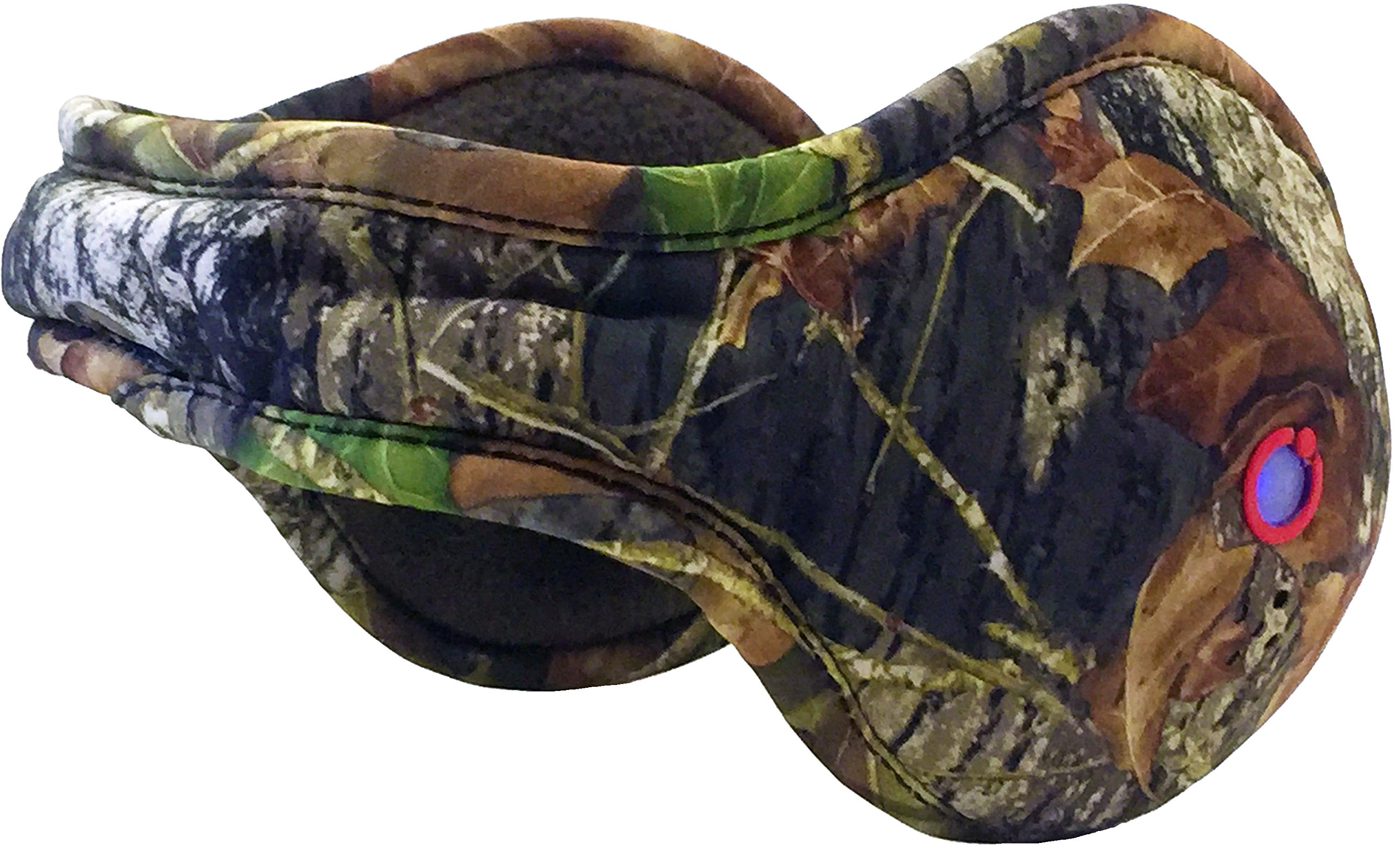 180s Unisex G3 - Generation III Bluetooth Ear Warmer, Camo Mossy Oak