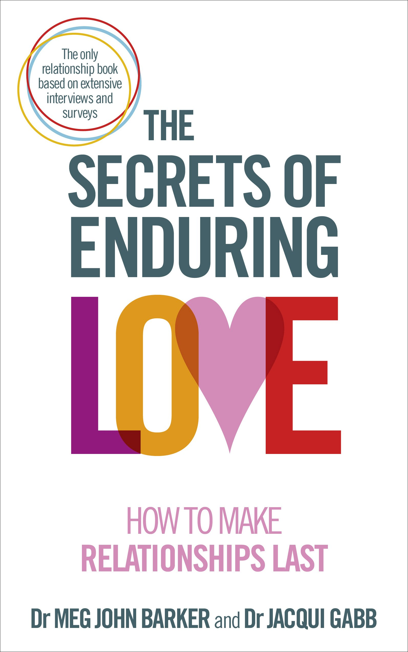 Read Online The Secrets of Enduring Love: How to Make Relationships Last pdf epub