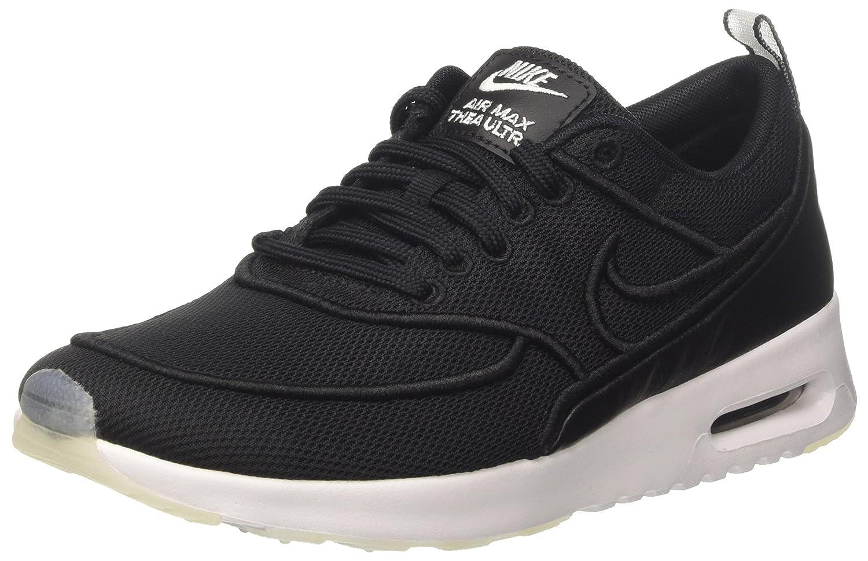 Nike Wmns Air MAX Thea Ultra Si, Entrenadores para Mujer 38 EU|Negro (Black/White/Glacier Blue)