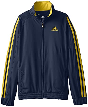 2b687e84a Amazon.com  adidas Boys Loose Core F Z Jacket