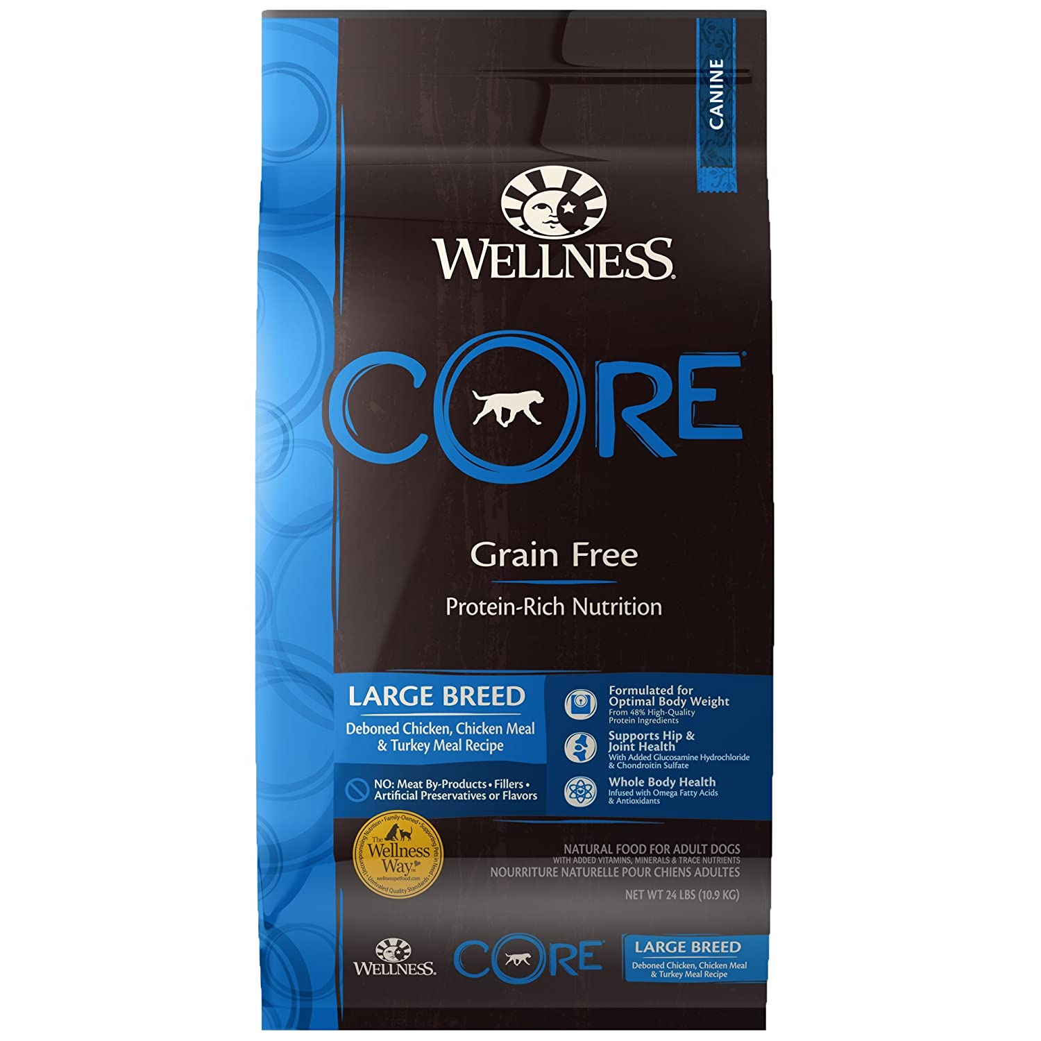 Nature S Recipe Large Breed Puppy Grain Free