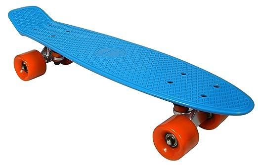 "37 opinioni per Awaii, Skateboard Vintage con borsa, Blu (Blau- blau), 22,5"""