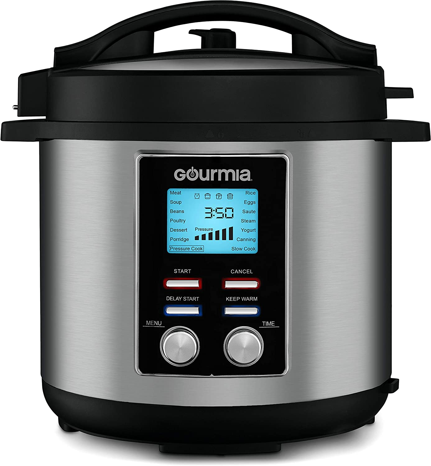 Gourmia Multi-Function Pressure Cooker
