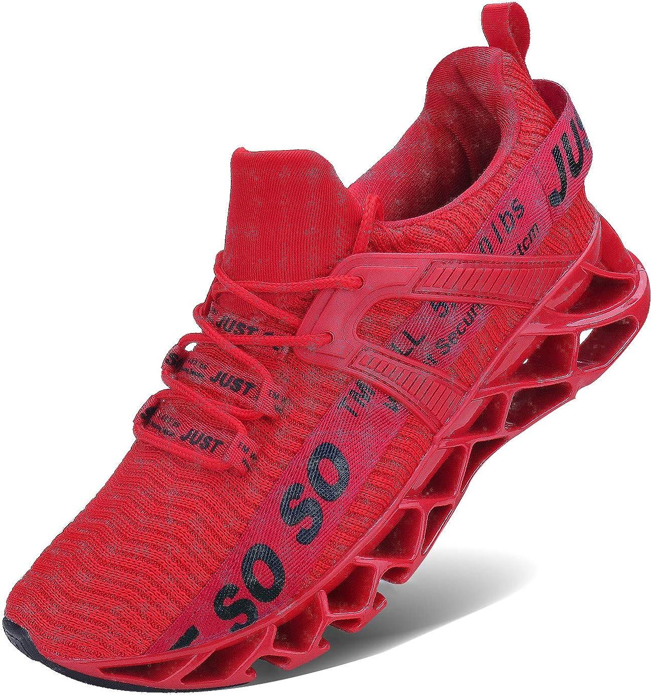 | Wonesion Womens Walking Running Shoes Athletic Blade Non Slip Tennis Fashion Sneakers | Walking