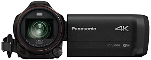 Panasonic HC-VX980EG-K – Con Multi-camera wireless