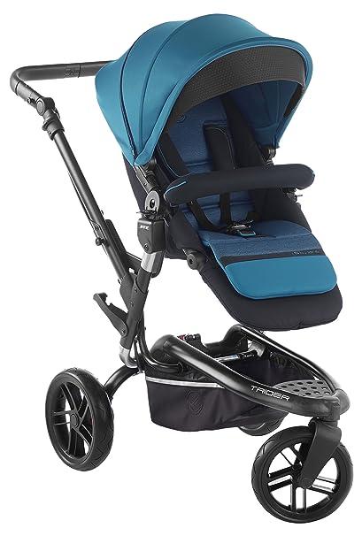 Jana - Silla de paseo jané trider negro/azul: Amazon.es: Bebé